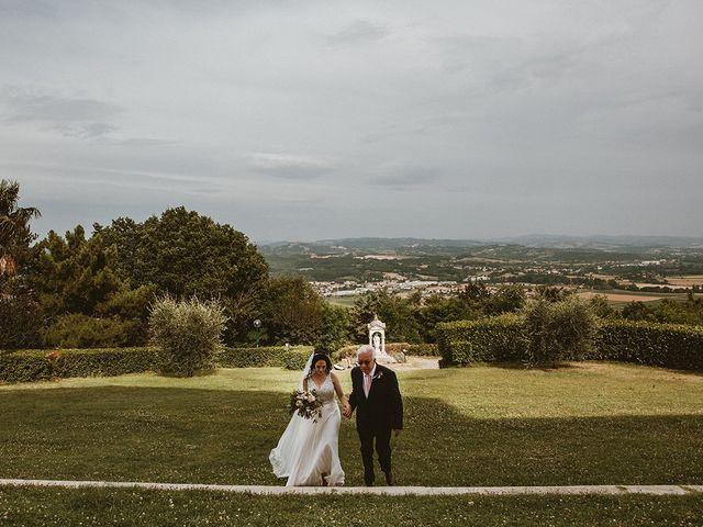 Il matrimonio di Vlad e Delis a Città di Castello, Perugia 51