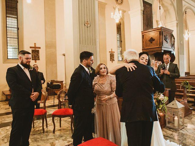 Il matrimonio di Vlad e Delis a Città di Castello, Perugia 57