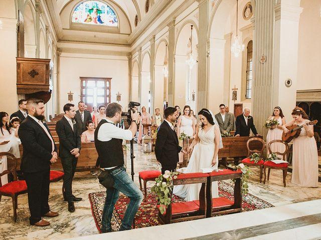 Il matrimonio di Vlad e Delis a Città di Castello, Perugia 62