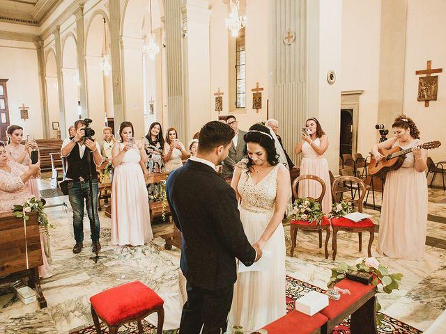 Il matrimonio di Vlad e Delis a Città di Castello, Perugia 63