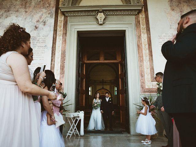 Il matrimonio di Vlad e Delis a Città di Castello, Perugia 68