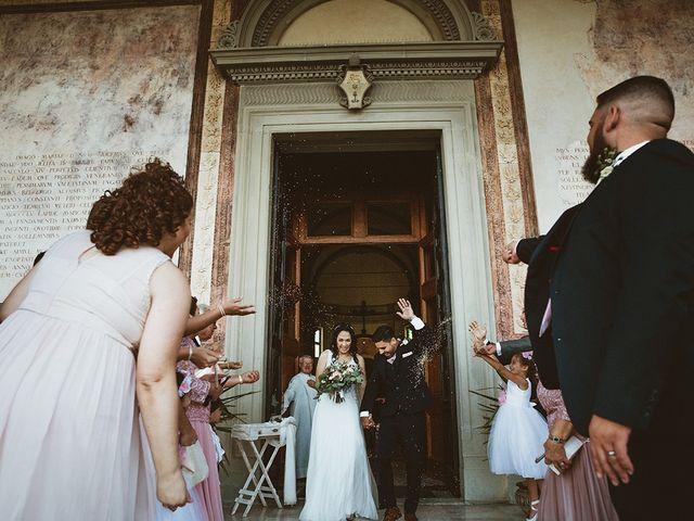 Il matrimonio di Vlad e Delis a Città di Castello, Perugia 69
