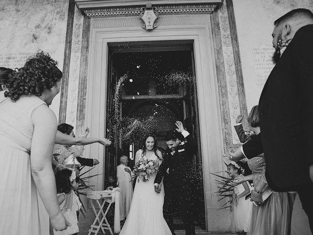 Il matrimonio di Vlad e Delis a Città di Castello, Perugia 70