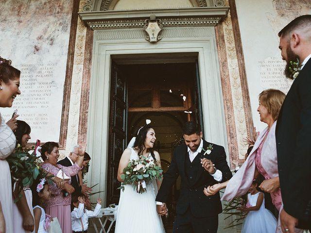 Il matrimonio di Vlad e Delis a Città di Castello, Perugia 71