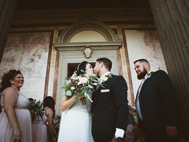 Il matrimonio di Vlad e Delis a Città di Castello, Perugia 72