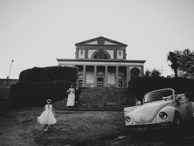 Il matrimonio di Vlad e Delis a Città di Castello, Perugia 80