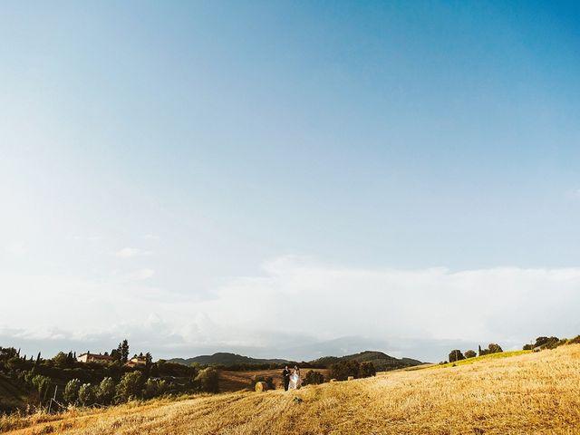 Il matrimonio di Vlad e Delis a Città di Castello, Perugia 107