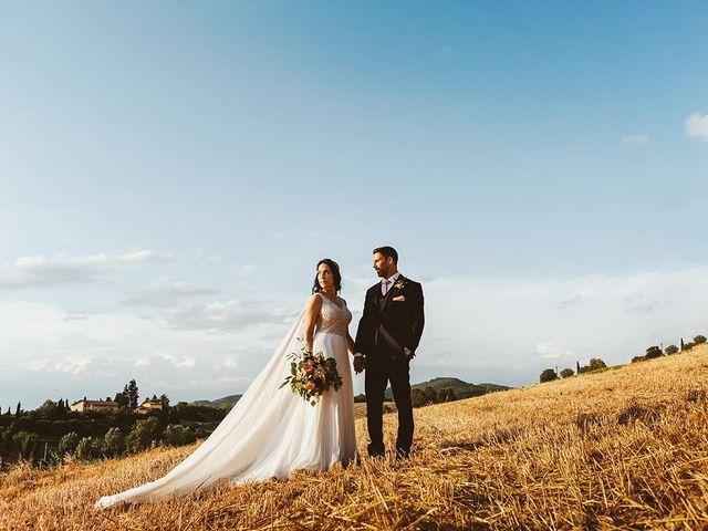 Il matrimonio di Vlad e Delis a Città di Castello, Perugia 2