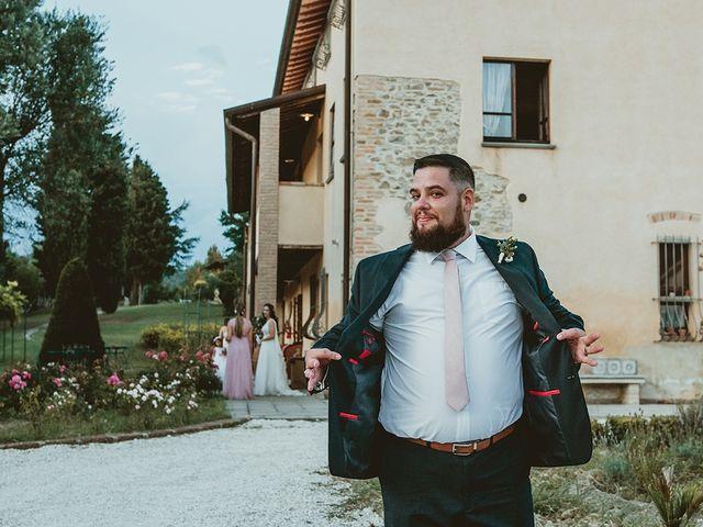 Il matrimonio di Vlad e Delis a Città di Castello, Perugia 115