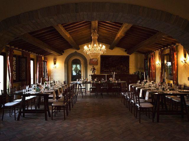 Il matrimonio di Vlad e Delis a Città di Castello, Perugia 122