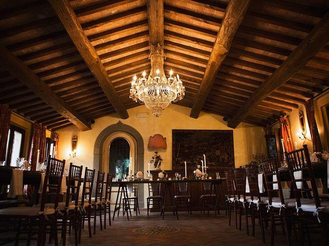 Il matrimonio di Vlad e Delis a Città di Castello, Perugia 123