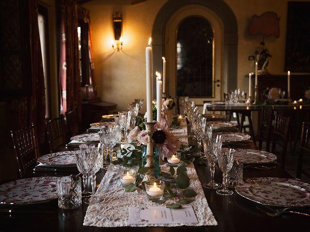Il matrimonio di Vlad e Delis a Città di Castello, Perugia 127