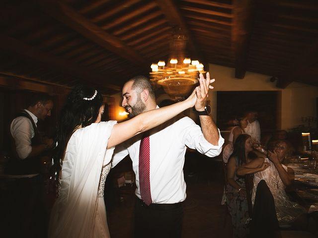 Il matrimonio di Vlad e Delis a Città di Castello, Perugia 137
