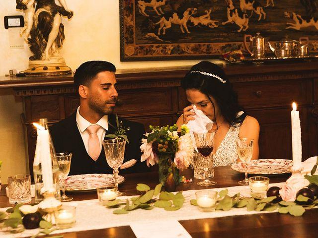 Il matrimonio di Vlad e Delis a Città di Castello, Perugia 140
