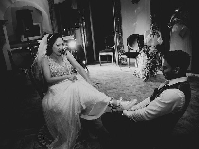 Il matrimonio di Vlad e Delis a Città di Castello, Perugia 167