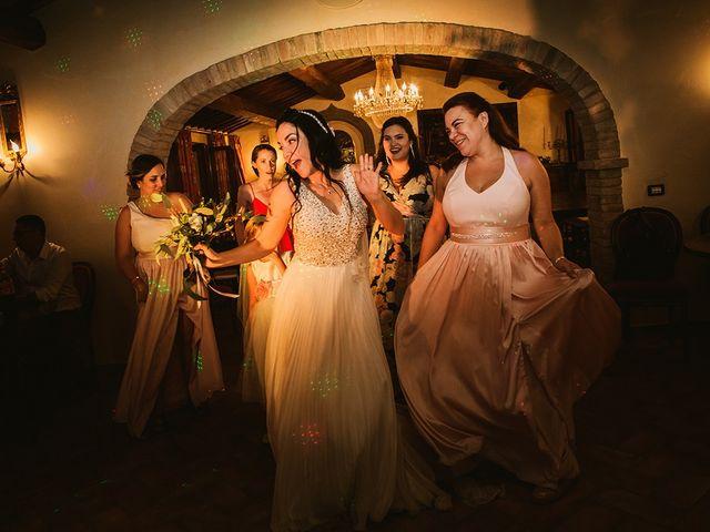 Il matrimonio di Vlad e Delis a Città di Castello, Perugia 171