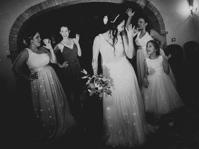 Il matrimonio di Vlad e Delis a Città di Castello, Perugia 174