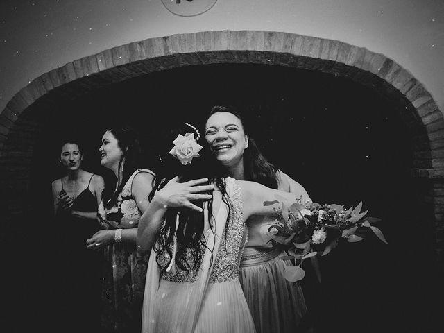 Il matrimonio di Vlad e Delis a Città di Castello, Perugia 178