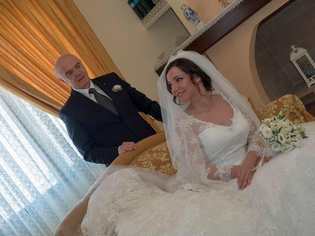 Il matrimonio di Mattia e Rossella a Tuglie, Lecce 16