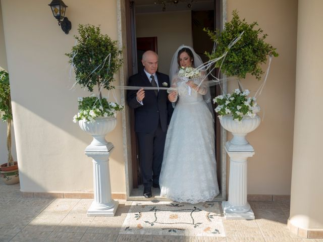 Il matrimonio di Mattia e Rossella a Tuglie, Lecce 22