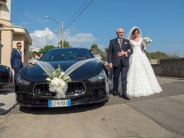 Il matrimonio di Mattia e Rossella a Tuglie, Lecce 23