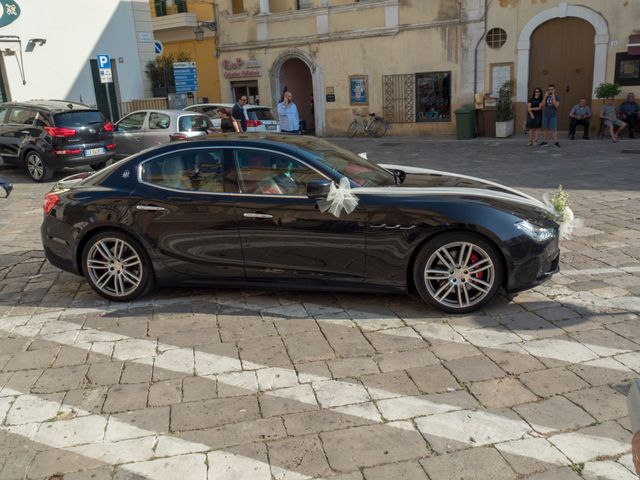 Il matrimonio di Mattia e Rossella a Tuglie, Lecce 26