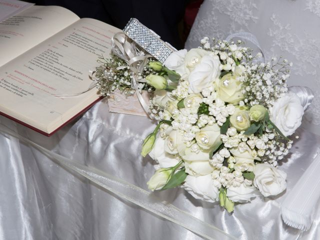 Il matrimonio di Mattia e Rossella a Tuglie, Lecce 35