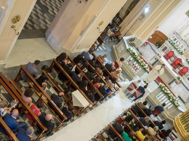 Il matrimonio di Mattia e Rossella a Tuglie, Lecce 37