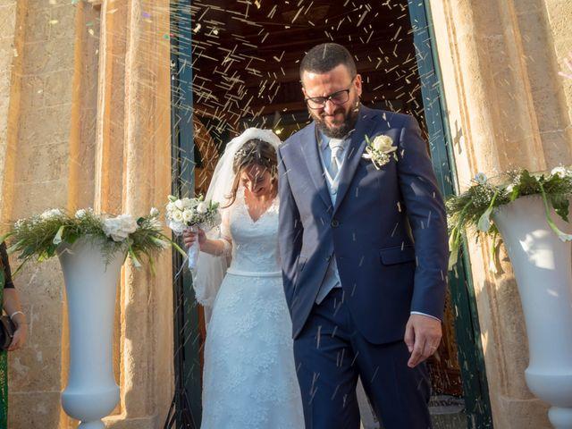 Il matrimonio di Mattia e Rossella a Tuglie, Lecce 43