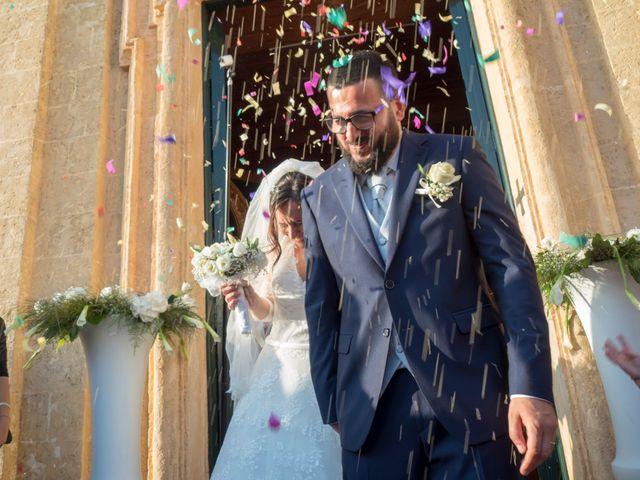 Il matrimonio di Mattia e Rossella a Tuglie, Lecce 44