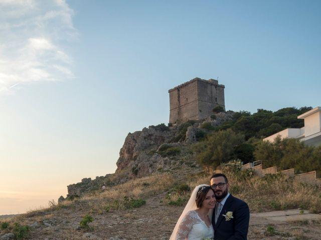 Il matrimonio di Mattia e Rossella a Tuglie, Lecce 52