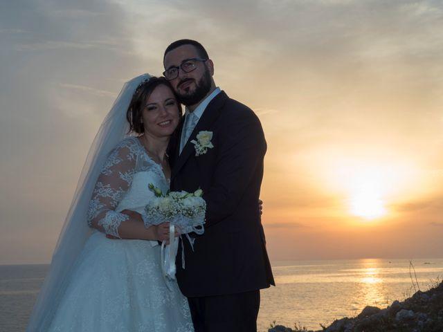 Il matrimonio di Mattia e Rossella a Tuglie, Lecce 53