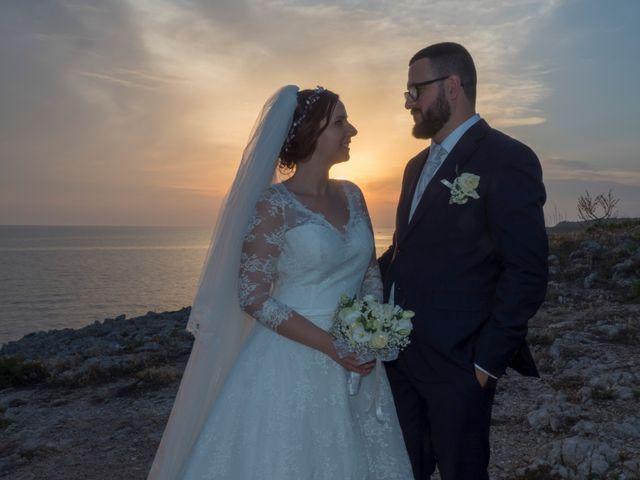 Il matrimonio di Mattia e Rossella a Tuglie, Lecce 54