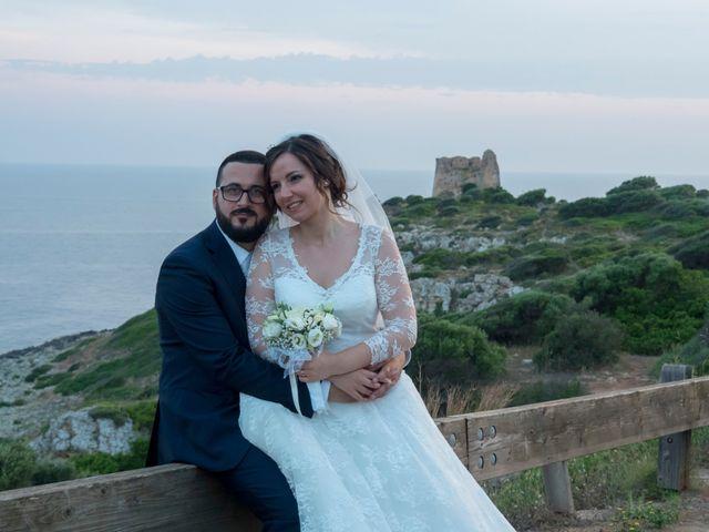 Il matrimonio di Mattia e Rossella a Tuglie, Lecce 56
