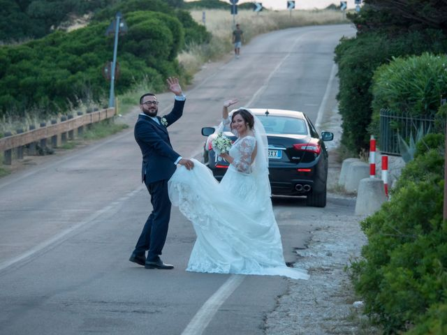 Il matrimonio di Mattia e Rossella a Tuglie, Lecce 61