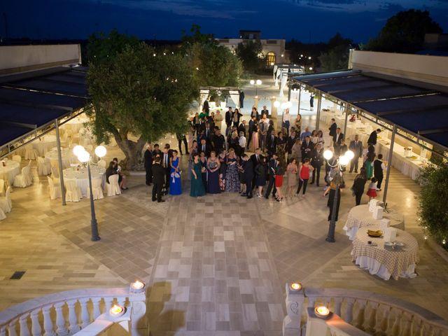 Il matrimonio di Mattia e Rossella a Tuglie, Lecce 64