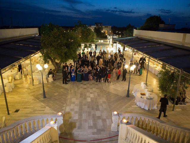 Il matrimonio di Mattia e Rossella a Tuglie, Lecce 65