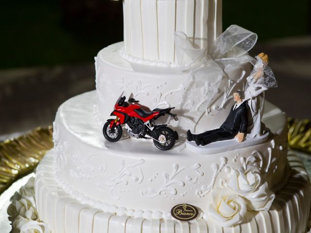 Il matrimonio di Mattia e Rossella a Tuglie, Lecce 74