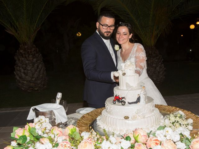 Il matrimonio di Mattia e Rossella a Tuglie, Lecce 76