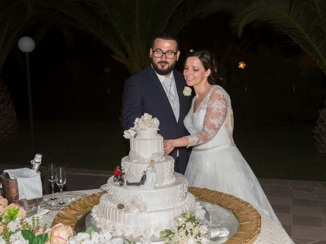 Il matrimonio di Mattia e Rossella a Tuglie, Lecce 77