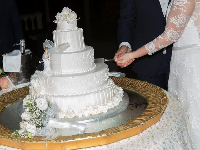 Il matrimonio di Mattia e Rossella a Tuglie, Lecce 78