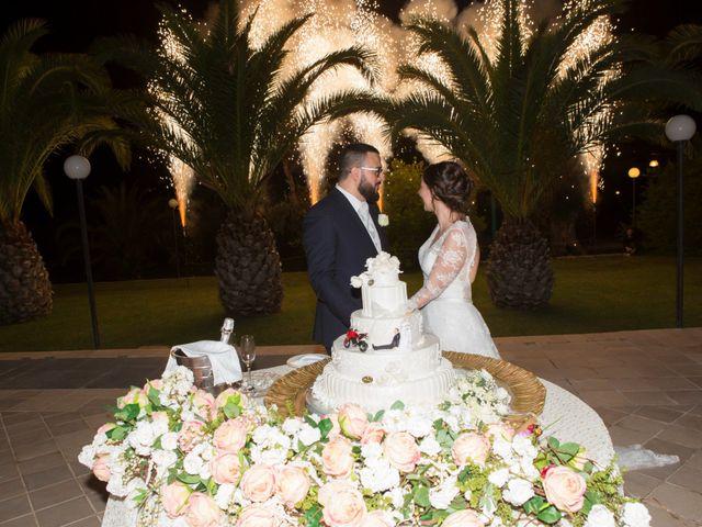 Il matrimonio di Mattia e Rossella a Tuglie, Lecce 79