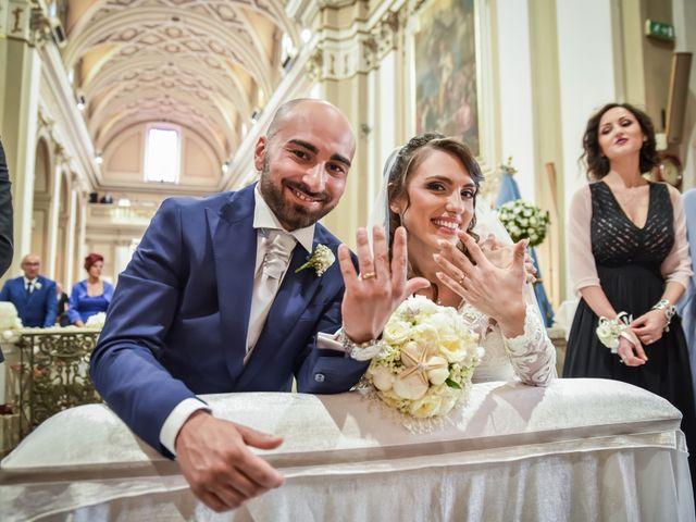 Il matrimonio di Giuseppe e Michela a Casapulla, Caserta 10