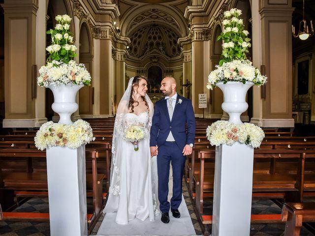 Il matrimonio di Giuseppe e Michela a Casapulla, Caserta 11