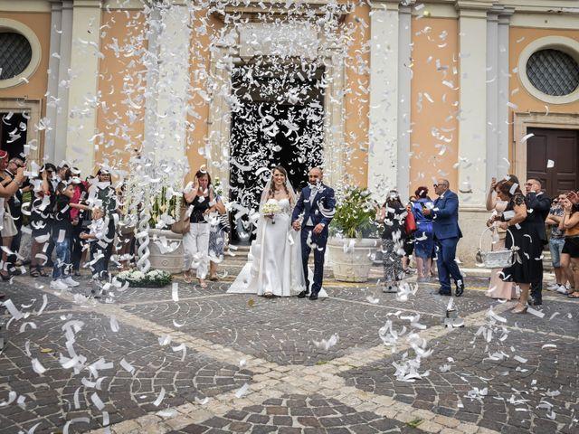Il matrimonio di Giuseppe e Michela a Casapulla, Caserta 13