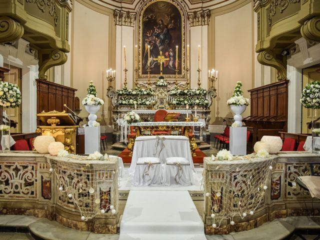 Il matrimonio di Giuseppe e Michela a Casapulla, Caserta 15
