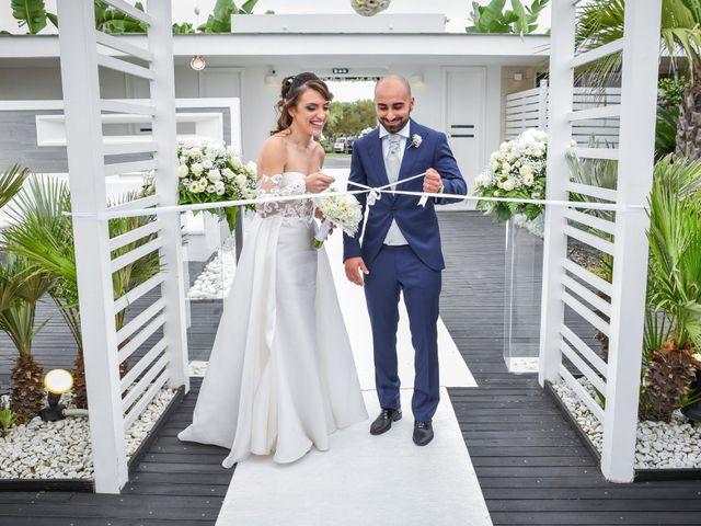 Il matrimonio di Giuseppe e Michela a Casapulla, Caserta 23