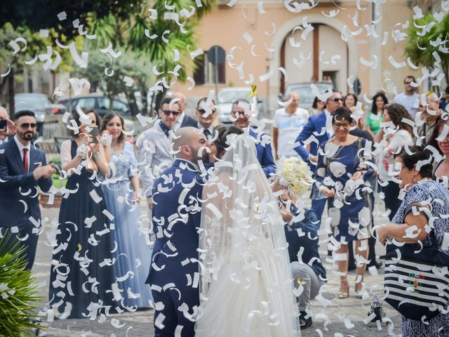 Il matrimonio di Giuseppe e Michela a Casapulla, Caserta 28
