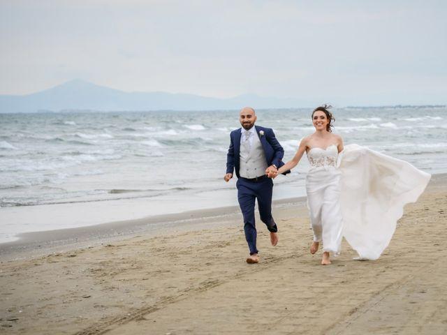 Il matrimonio di Giuseppe e Michela a Casapulla, Caserta 31