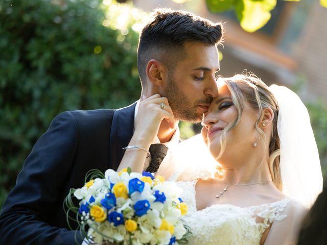 Le nozze di Lumi e Sebastian